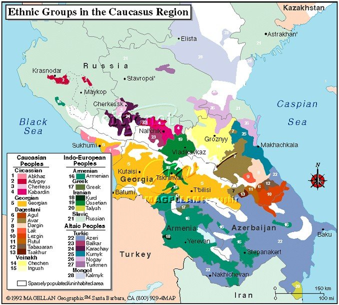strategic estimate for caucasus region Based on your research and the guide to regional strategic concept development, write a paper for the eucom commander that answers the following questions: 1 what is azerbaijan's primary national interest in regards to the caucasus region.