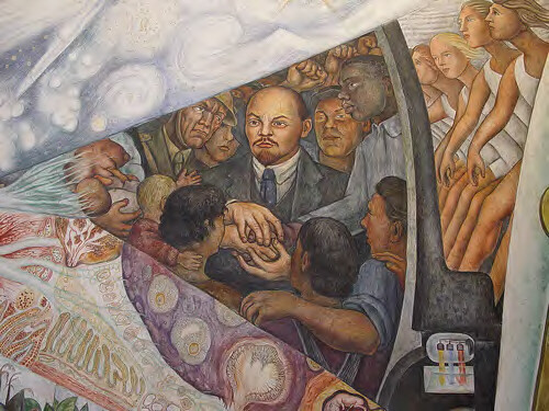 Mark rothko abstract expressionism and the decline of for Diego rivera mural new york rockefeller