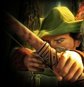 Robin Hood Belongs To Us