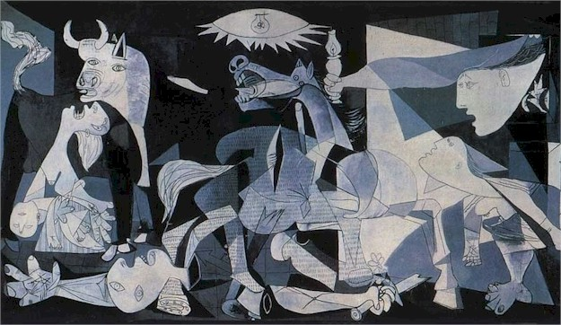 Picasso Guernica Sketches My Spain Top 5 « ...