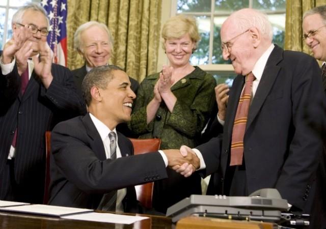 Consejo de liderazgo de homosexuales y lesbianas de Obama