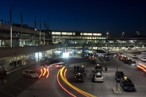 Arlanda Airport - At Night