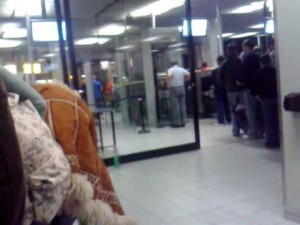 Schiphol Airport - Security