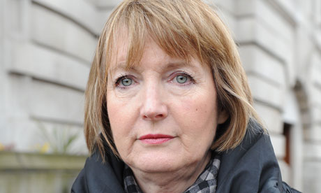 Liberal narcissist Harriet Harman