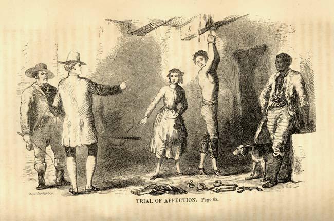 Esclavo azotado en el cepo - 3 part 7