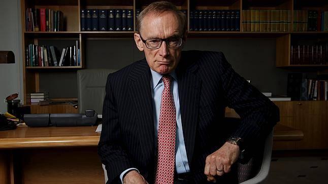 Former Australian Foreign Minister Bob Carr