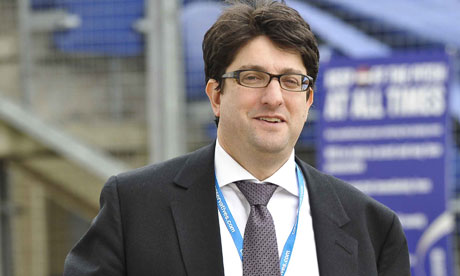 "Lord Feldman: Cameron's ""money man"""
