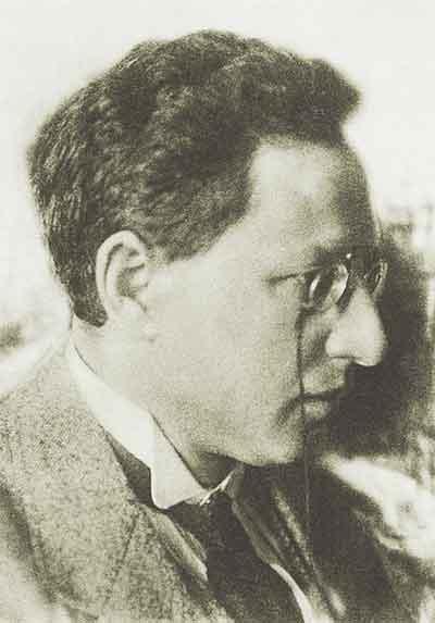 Minority ruler Moisei Solomonovich Uritsky