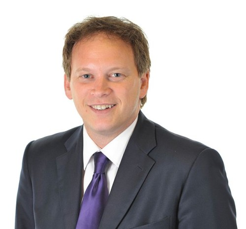 Shapps-Shifter: Tory chairman Grant Shapps