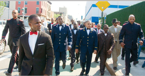 Distinctive Dress as a Feature of the Nation of Islam