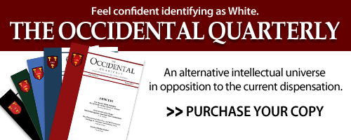 The Occidental Quarterly