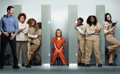 Some of the cast of Orange is the New Black