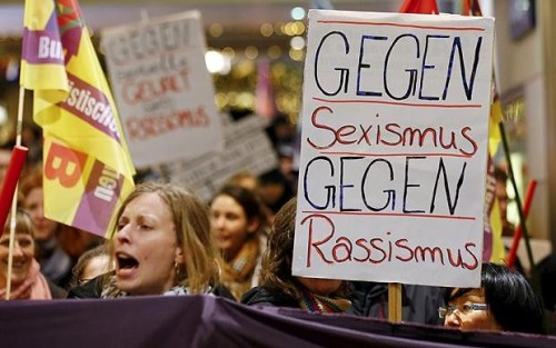 German feminists