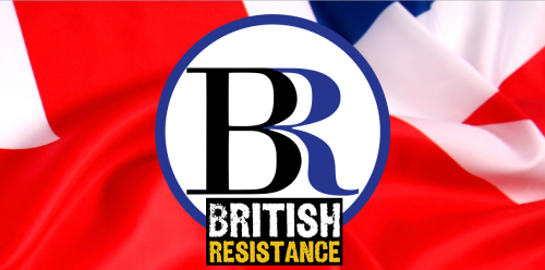 British Resistance party logo