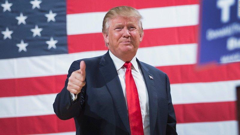 Blond Beast: Donald J. Trump