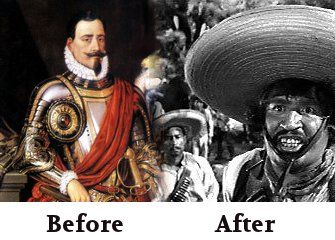 Mexico: Before and After
