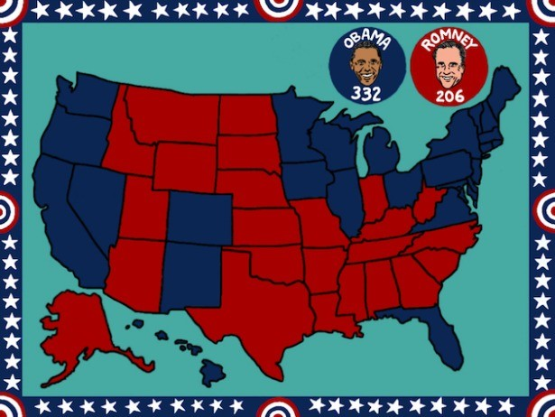 Mutual Red State Blue State Secession Let S Agree To Disagree The