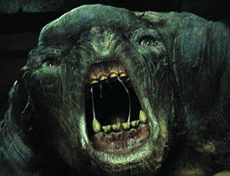Cave Troll from Lord of the Rings