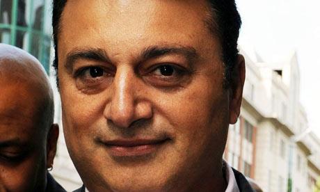 Corrupt cop Ali Dizaei