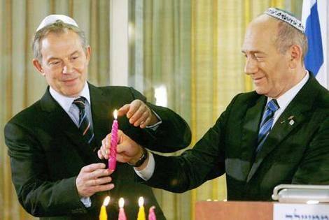 Tony Blair: Traitor, War-Criminal, Friend of Israel