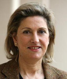 French writer and international civil servant Anne Kling.