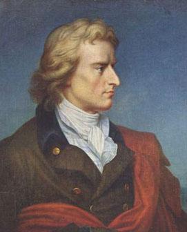 Friedrich Schiller (1759–1805)