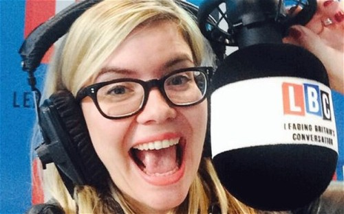 Emma Barnett: Three cheers for open borders!