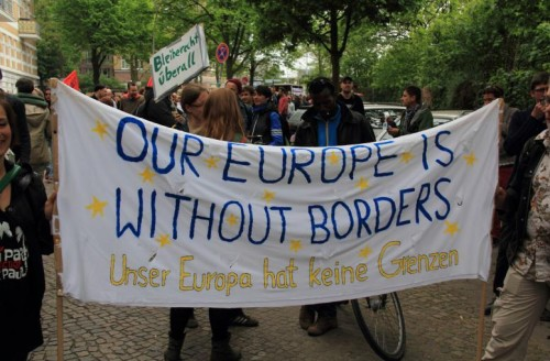 europe without  borders