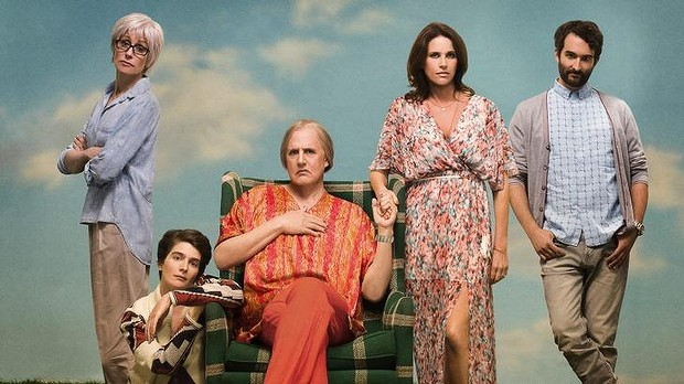 The cast of Transparent