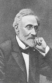 Jewish historian Heinrich Graetz