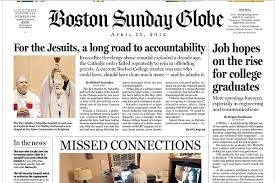 Spotlight on double standards at the Boston Globe – The