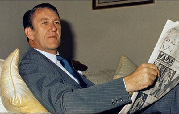 Part-Jewish former Australian Prime Minister Malcolm Fraser