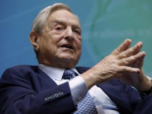 Master of Puppets: George Soros