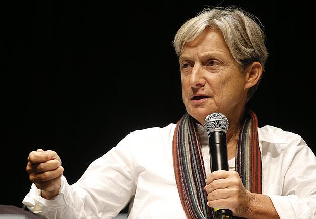 Academic superstar Judith Butler
