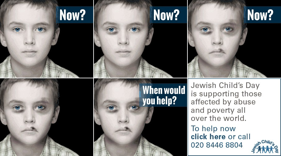 White Supremacism #3: a blue-eyed Jewish boy