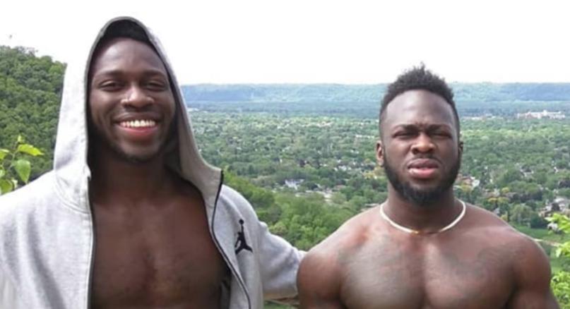 B.B. Kings: Buff Blacks Olabinjo and Abimbola Osundairo