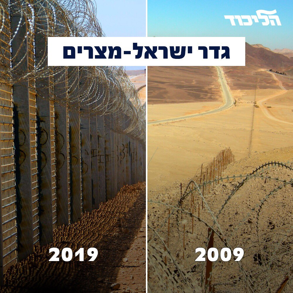 Likud celebrates the creation of Fortress Israel