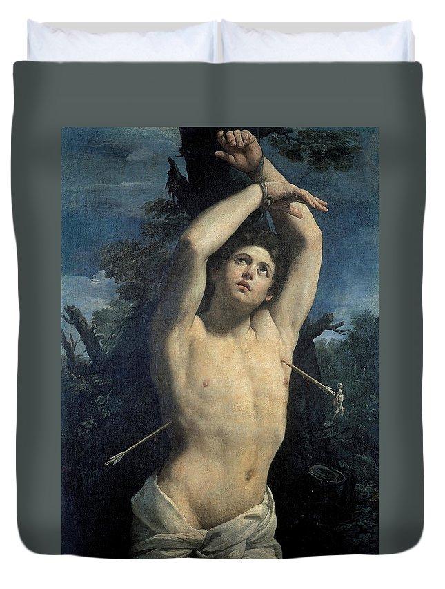 St. Sebastian by Guido Reni (c. 1625)
