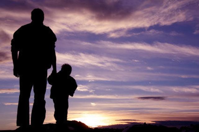 Fatherhood had fathered a sense of ethnocentrism.