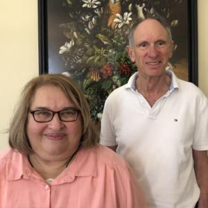 """""""Buddhist"""" Gurus: Sharon Salzberg and Joseph Goldstein"""