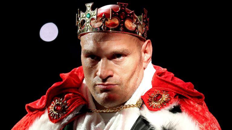 """Minority might: the """"Gypsy King"""" Tyson Fury"""