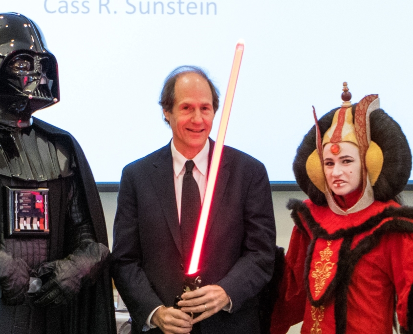 """Cass Sunstein: """"We need a cognitive infiltration of extremist groups"""""""