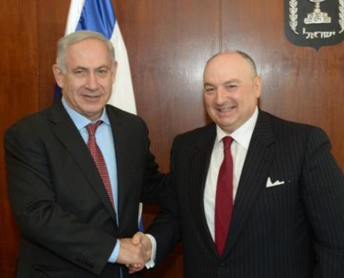 Moshe Kantor: Dedicated Zionist