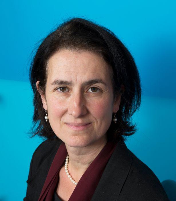 The rich Jewish lawyer Rebecca Hilsenrath
