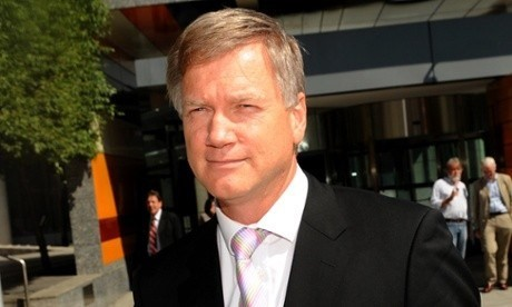 Journalist Andrew Bolt: jilted paramour of organized Jewry