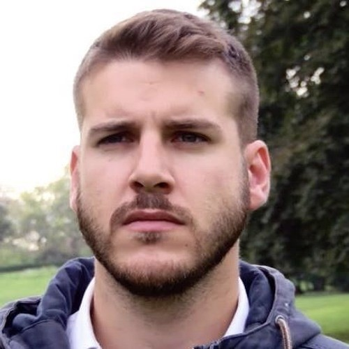 Identitarian activist and father-of-three: Julien Langella