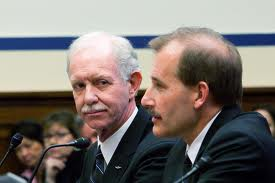 """Actual Pilots """"Sully"""" Sullenberger and Jeffrey B. Skiles"""