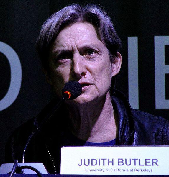 Fake scholar Judith Butler