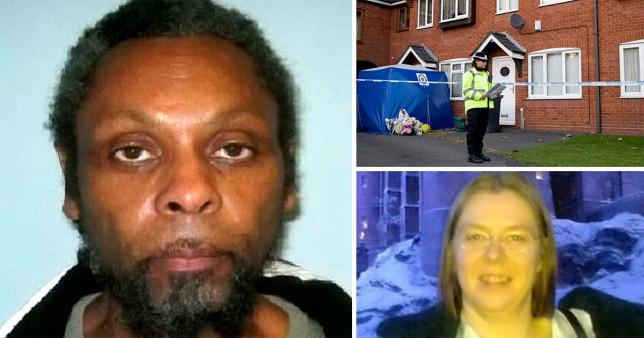 Heroic Black rapist-murderer Leroy Campbell