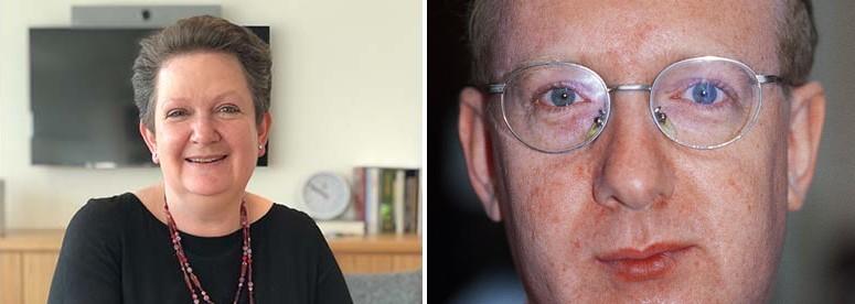 Like sister, like brother: the anti-White Jews Tamara and Daniel Finkelstein